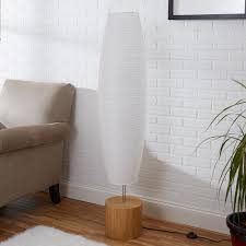 Mainstays Floor Lamp With Reading Light Brown by Amazon Com Mainstays Rice Paper Shade Floor Lamp Office Products