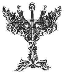 The Dragon And Sword Flyin By Gesielmac On DeviantArt