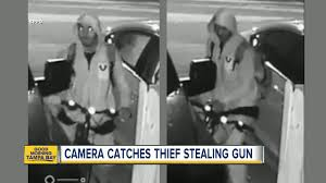 100 Buccaneer Truck Stuff St Pete Police Search For Thief Who Is Seen On Video Stealing Gun