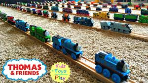 Thomas The Train Tidmouth Shed Layout by Thomas Wooden Railway Collection Big Thomas The Tank Engine