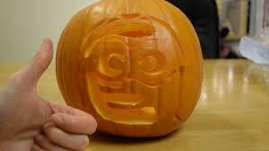 Minion Carved Pumpkins by How To Carve A U0027despicable Me U0027 Minion Pumpkin 7 Steps