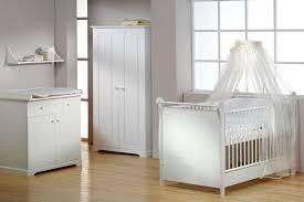 chambre bebe lit et commode chambre bébé felice lit commode armoire 3 portes schardt