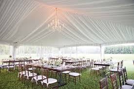 Outdoor Tent Wedding Reception Ideas Elegant