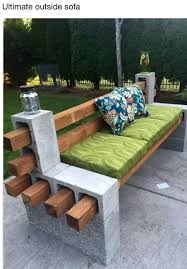 DIY-Outside Sofa | Home | Pinterest | Sofas, Backyard And Gardens Patio Ideas Cinder Block Diy Fniture Winsome Robust Stuck Fireplace With Comfy Apart Couch And Chairs Outdoor Cushioned 5pc Rattan Wicker Alinum Frame 78 The Ultimate Backyard Couch Andrew Richard Designs La Flickr Modern Sofa Sets Cozysofainfo Oasis How To Turn A Futon Into Porch Futon Pier One Loveseat Sofas Loveseats 1 Daybed Setup Your Backyard Or For The Perfect Memorial Day Best Decks Patios Gardens Sunset Italian Sofas At Momentoitalia Sofasdesigner Home Crest Decorations Favorite Weddings Of 2016 Greenhouse Picker Sisters