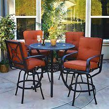 Cast Aluminum Patio Furniture With Sunbrella Cushions by Outdoor Furniture Sunbrella Ebay