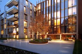 100 Holland Park Apartments Villas Projects Gillespies
