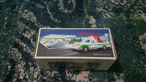 1994 Hess Toy Rescue Fire Truck • $26.00 - PicClick Hess Truck 1994 Nib Non Smoking Vironment Lights Horn Siren 2017 Dump With Loader Trucks By The Year Guide Toys Values And Descriptions 911 Emergency Collection Jackies Toy Store Toys Hobbies Cars Vans Find Products Online At 1991 Commercial Youtube 2006 Chrome Special Edition Nyse Mini Vintage Rare Hess Toy Truck Rescue New In Box W Old 2004 Miniature Pinterest 1990 Tanker
