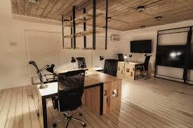 Modern Rustic Office Furniture