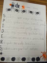 Halloween Acrostic Poem Words by Patties Classroom Spider Art And Spider Acrostic Poems