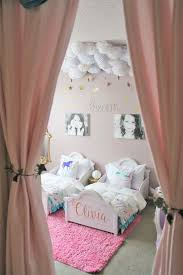 Check Out This Adorable Kids Room Featuring Big Girl Elements For The Princess In Your Life