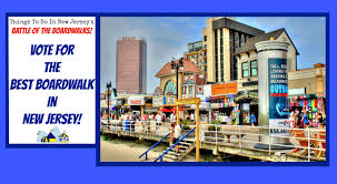 Toms River Halloween Parade Winners by Vote For The Best Boardwalk In New Jersey Things To Do In New