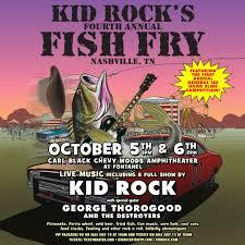 100 Food Trucks Nashville Tn Kid Rocks 4th Annual Fish Fry 963 JACKfm