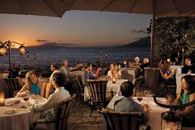 Ferraros Bar E Ristorante At The Four Seasons Resort Maui Which Tied For Best Italian