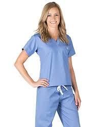 Ceil Blue Scrubs Womens by Amazon Com Blue Sky Scrubs Ceil Blue Scrub Top Medical Scrubs
