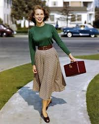 Janet Leigh Quote Could Almost Be The Only Picture On This Whole Board 1950s CasualRetro Outfits
