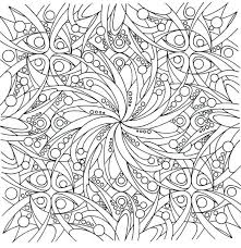 Advanced Coloring Pages For Adults Page Description From Pinterestcom I Free Mandala Pdf