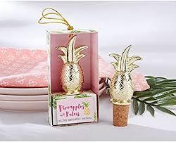 set mit 20 flaschenverschlüssen ananas in geschenkbox