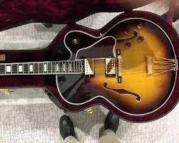 100 Gibson Custom Homes 2015 Byrdland Guitars N Jazz