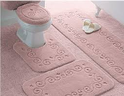 Bath rugs for your 40s 50s or 60s bathroom Retro Renovation