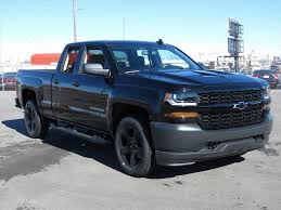 2017 Chevy Silverado 1500 Work Truck 4X4 Truck For Sale In Ada OK ...