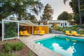 100 Backyard Tea House Midcentury Modern House On Halfacre Altadena Lot For Sale For 16M