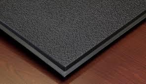 Tegular Ceiling Tile Dimensions by Teg 2 X 2 Revealed Edge Black Box Of 12