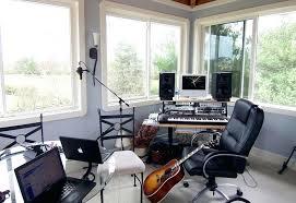 Home Music Room Studio Decor With Design Interior Designs Decorating