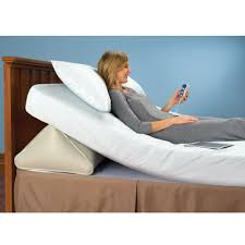 Bed Wedge Acid Reflux by The Remote Controlled Adjustable Incline Mattress Wedge