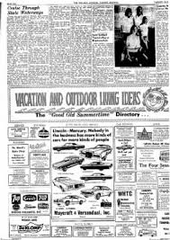 evening sentinel from michigan on july 11 1972