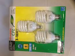 3 pack sylvania 3 way fluorescent 29913 cf33el 3way 830 rp bl3