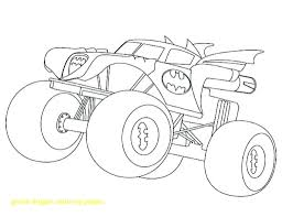 Monster Jam Grave Digger Coloring Pages Elegant Drawing At ...