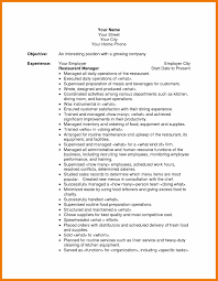 9-10 Managerial Resume Objectives | Mysafetgloves.com Restaurant Resume Objective Best 8 New Job Manager Beautiful Template For Sver Amusing Part Time In College Student Waiter Cv Examples The Database Head Wai0189 Example No D Customer Service Skills Resume 650859 Sample Early Childhood Education Fresh Eeering Technician Objective Wwwsailafricaorg Free Templatessver Writing Good Objectives Statement Examples Format Duties Floatingcityorg