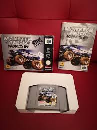 JEU MONSTER TRUCK Madness 64 Pour Nintendo 64 N64 Complet CIB PAL ... Hot Wheels Monster Jam World Finals Xi Truck 164 Diecast In Madness 64 Nintendo Review Hd Youtube Tgdb Browse Game Cart N64 Pal Gimko Beef O Bradys Coming To Bristol Motor Speedway Cheap Car Find Deals On Line At Alibacom Nintendo64ever Previews Of The Game Ruins Play Games Emulator Online Handleiding Eur Gamelandgroningen Released Yucatan Adventure Rally Track Beamng