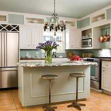 Full Size Of Kitchentraditional Chandelier Modern Fridge White Kitchen Island Stone Flooring Wood Barstools