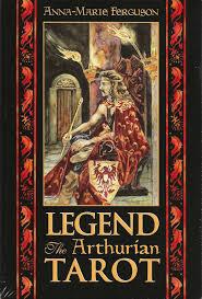 Mythic Tarot Deck Book Set by Books U2014 Anna Marie Ferguson