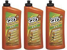 Orange Glo Hardwood Floors by Orange Glo Household Supplies U0026 Cleaning Ebay