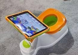 ipotty le pot pour bébé high tech vidéo
