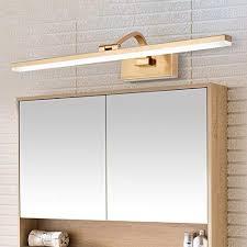 weißlicht einziehbar und 180 grad drehbar für möbel spiegel