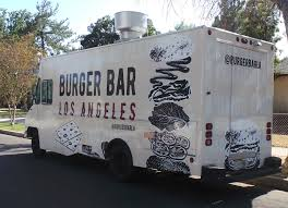 Burger Bar LA Stainless Kings La And The Food Truck Totally Nissan Steals Attention And Feeds The Press At 2011 Los Angeles Auto Best Trucks In Travel Leisure Le Croissant Roaming Hunger Nomad La Carte Dessert Tour Sweet Side Of Spitz Street Eats Pinterest Truck Best Food Trucks Angeles Where Do Go At Night Sugo Traditional Italian Flavour Wrap Piaggio Gaucho On Wheels Vehicle Wraps 1