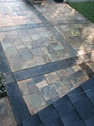 Menards Patio Paver Patterns by Large Concrete Pavers U2014 Modern Home Interiors Making Cement