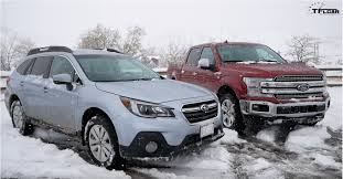 100 Subaru Outback Truck Whats Better In The Snow A Car Or A Video The Fast