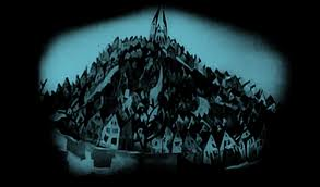 Cabinet Of Dr Caligari Remake by A Moot Point The Cabinet Of Dr Caligari 1920