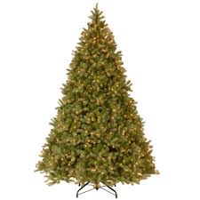 Ticks On Christmas Trees by National Tree Company 10 Ft Pre Lit Dunhill Fir Hinged Artificial