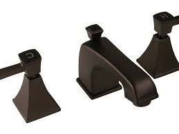 Brushed Bronze Bathroom Faucets by Oil Rubbed Bronze Bathroom Faucet Kingston Brass Milano