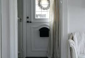 Front Door Side Panel Curtains by Front Door Window Curtain Ideas Sidelight Curtains Rail Beautiful