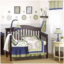 Kohls Nursery Bedding by Crib Bedding Green And Blue Baby Crib Design Inspiration