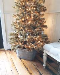 Christmas Tree Amazon Local by White Wood Creating A Magical Look For Christmas