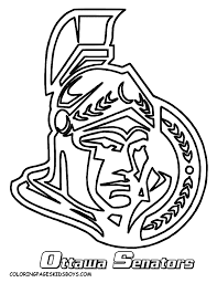 Nhl Coloring Pages Online For Kid