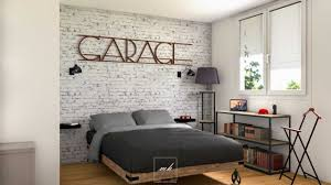 chambre style industrielle beau chambre style industriel et charmant chambre deco avec beau