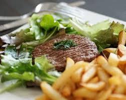 comment cuisiner un steak haché recette steak haché parmesan basilic